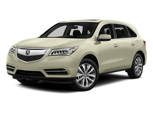 2015 Acura MDX 3 5L Technology Package